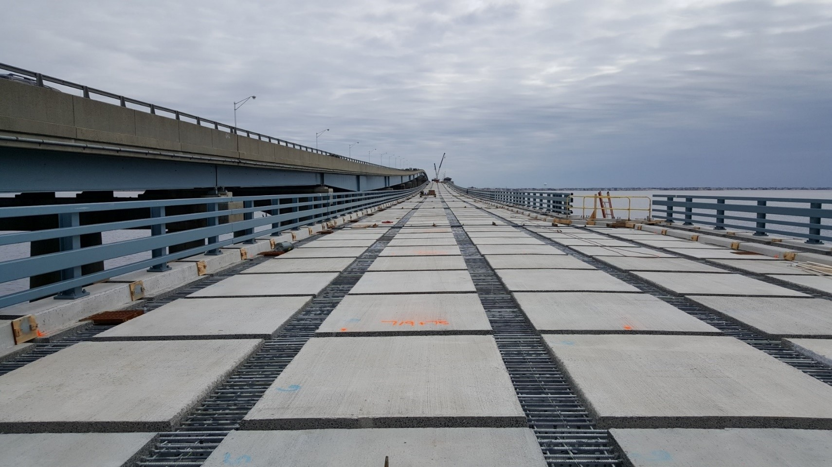 Route 37 EB Mathis Bridge – NJ's Largest Precast Exodermic
